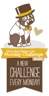 Simon Says Stamp Monday Challenge