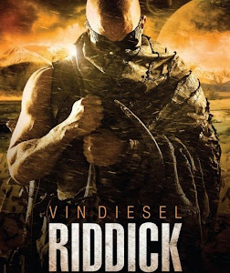 Poster Of Riddick (2013) Full English Movie Watch Online Free Download At Downloadingzoo.Com