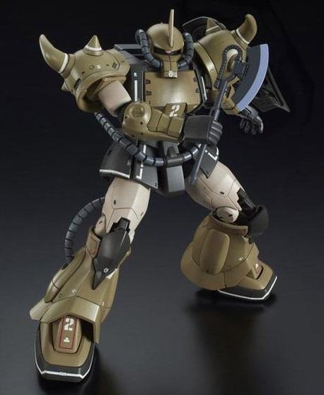 HG 1/144 YMS-07A-0 Prototype Gouf Gundam