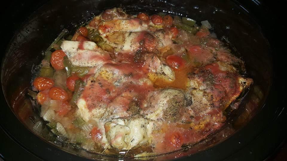 Phat Phreddy: Chicken a la Criolla - #29daysseducedbybruce ...