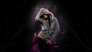 Abstract Girl 2012 HD Wallpaper