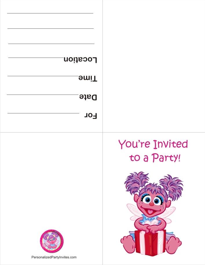free birthday invitation templates .