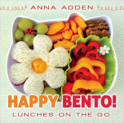 Happy Bento! Lunches on the Go Book Giveaway! ends 9/3/2015