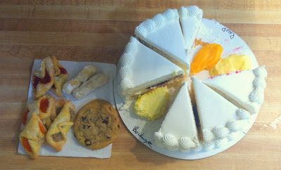 Doeblerghini Bunch: Wedding Cake Tasting at Signature Desserts