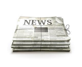 daily newspaper good news