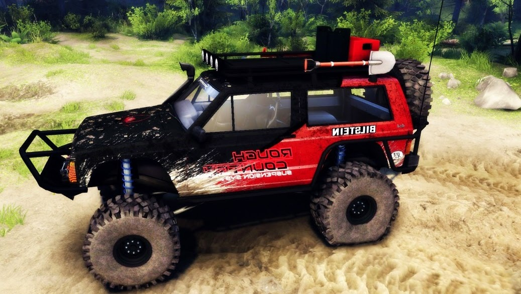 The first Russian SUV driving simulator UAZ RACING 4x4 is. . 5 GB Free Har