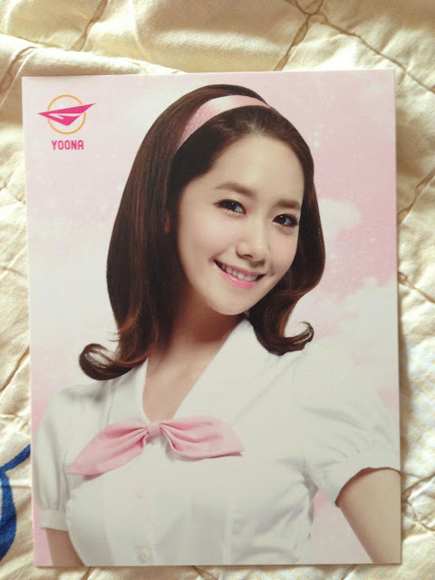Girls Generation 2013 Yoona World Tour