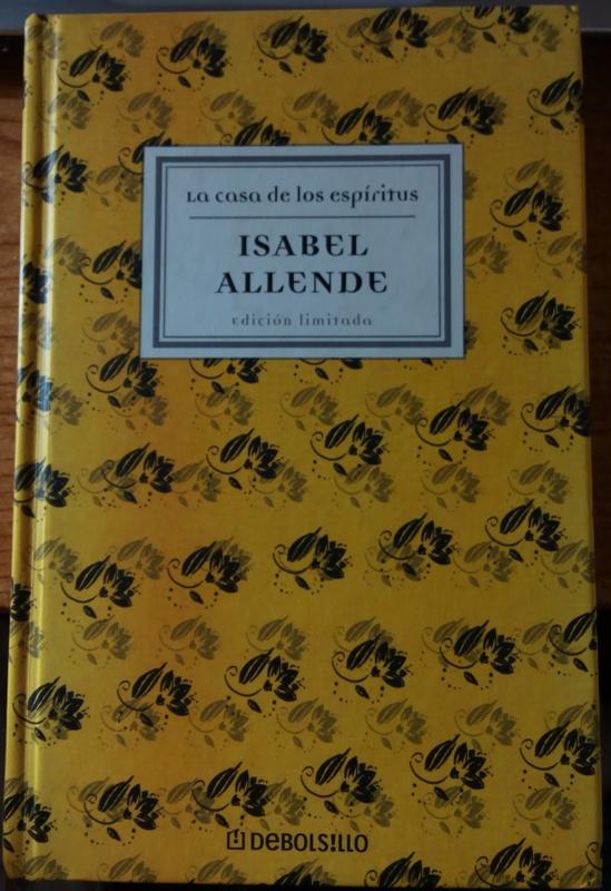 Tiempo de leer la casa de los esp ritus de isabel allende - La casa delos espiritus isabel allende ...