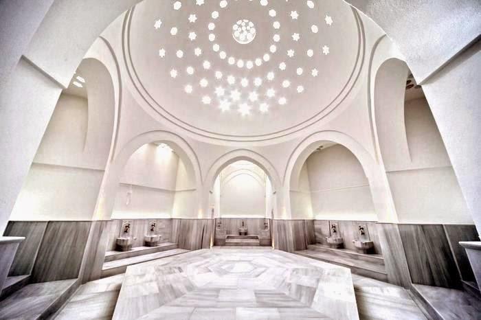 Inside Kilic Ali Pasha Mosque - Istanbul