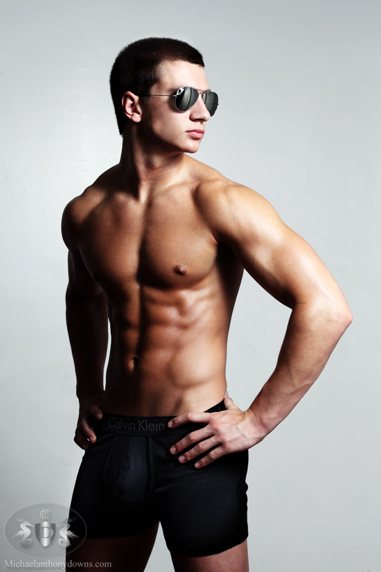 Picture About AAG Male Model Kevin L
