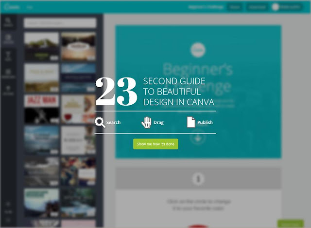 Canva - Web photo editing