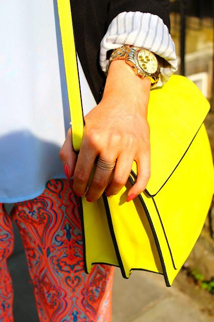 topshop_paisley_neon_orange_trousers_neon_yellow_zara_bag