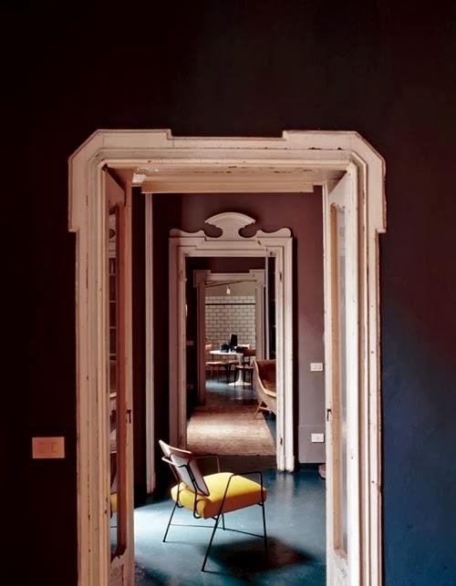 les petites rochelaises dimore studio architecture d 39 int rieur. Black Bedroom Furniture Sets. Home Design Ideas