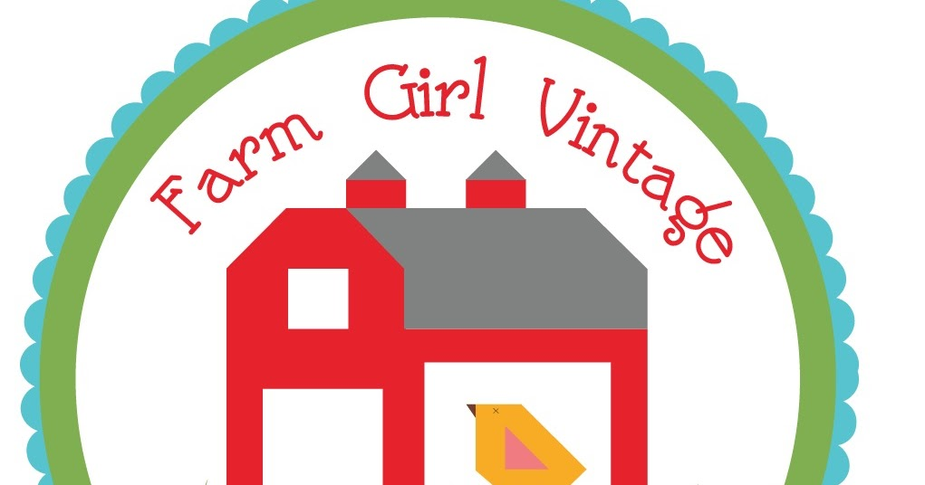 Just Sew Sue: Farm Girl Fridays - week 14 - Introducing Penny Pig I Pigged Out For A Week