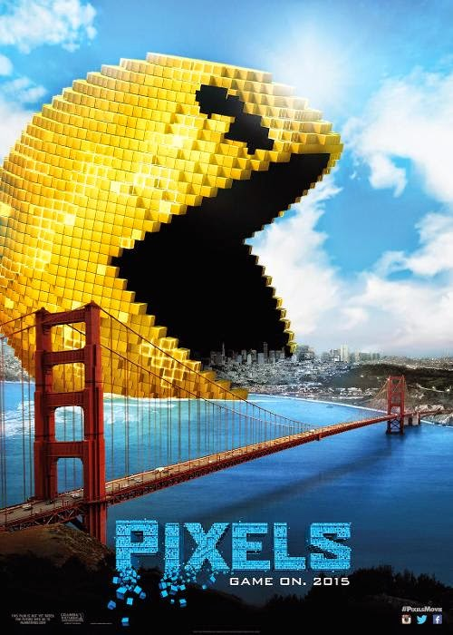 pixels film 2015 adam sandler chris columbus