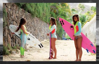 Billabong Girls Surf Capsule