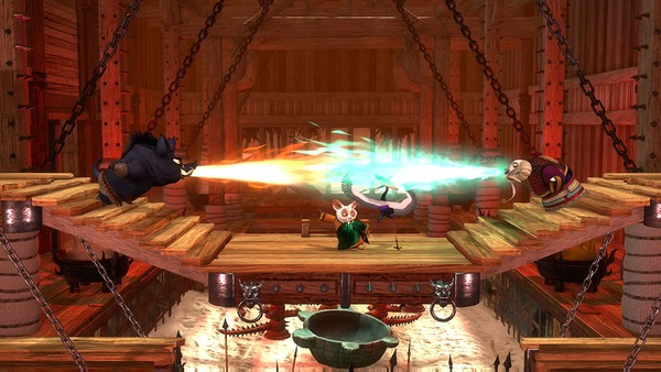 Kung Fu Panda: Showdown of Legendary Legends - (PC) Torrent