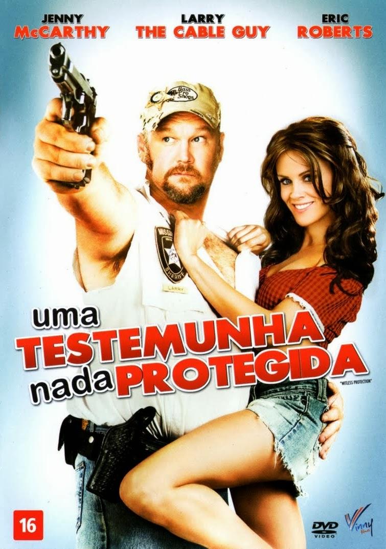 Uma Testemunha Nada Protegida – Dublado (2008)
