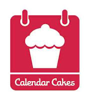Calendar Cakes blog challenge