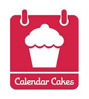 Calendar Cakes blog challenge