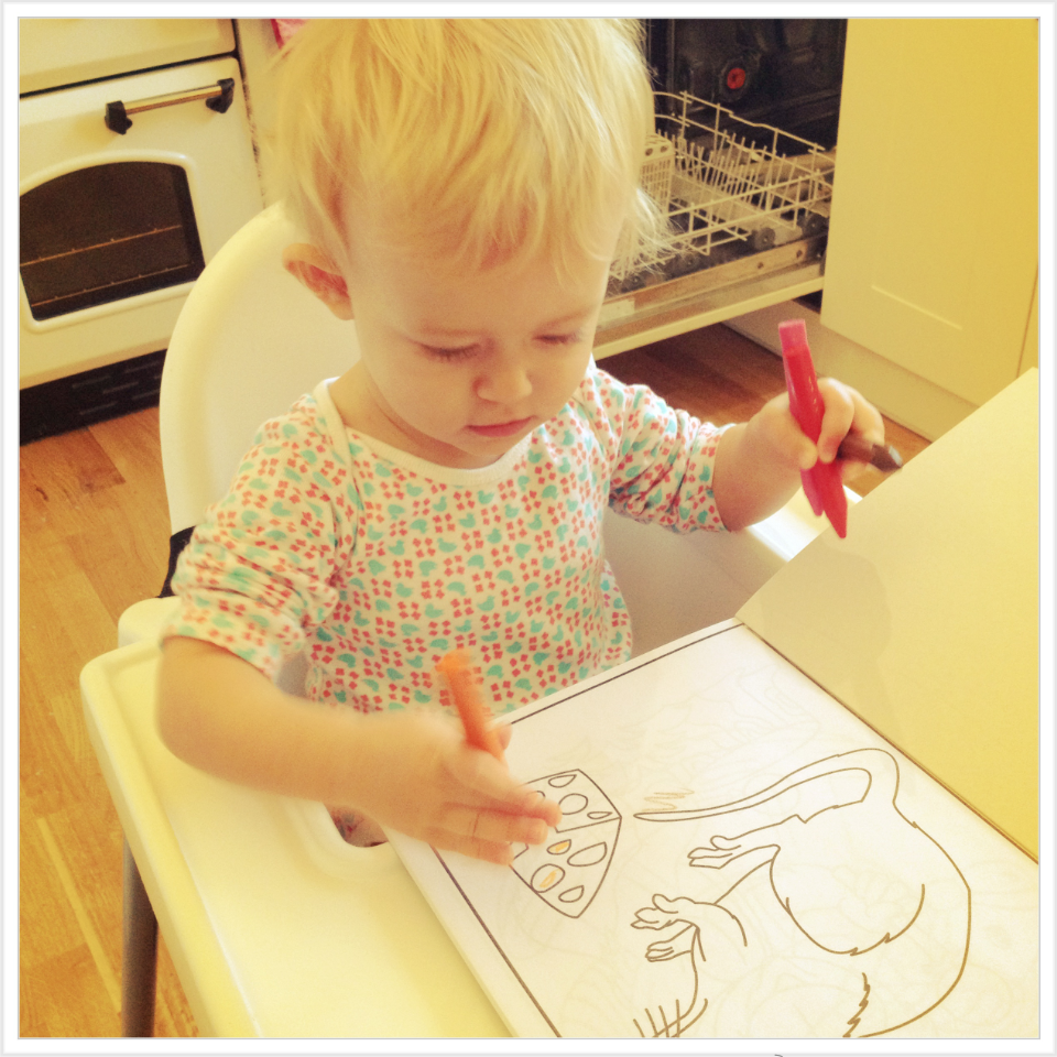 Art Attack…the Crayola pieces every little budding artist needs | V. I. BUSY BEES