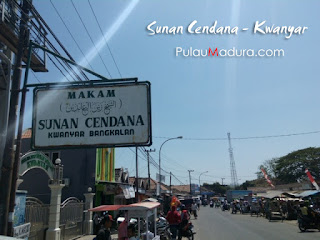 Obyek Wisata Religi Sunan Cendana Kwanyar - Bangkalan