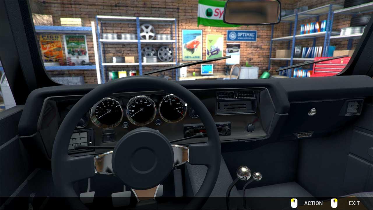 Car Mechanic Simulator 2014 Screenshots