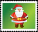 Selo Natal_Pai Natal 1