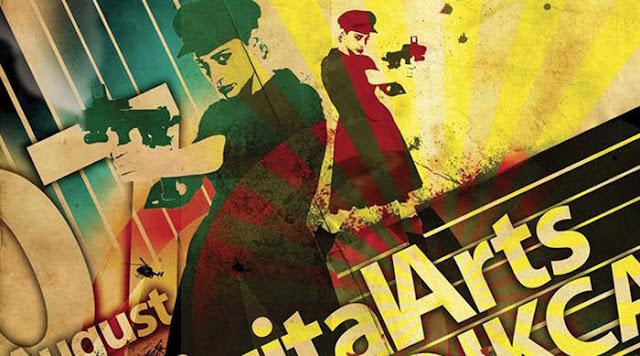 Effect Stencil Poster di Photoshop