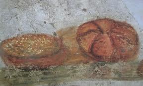 Pane Pompeiano affresco