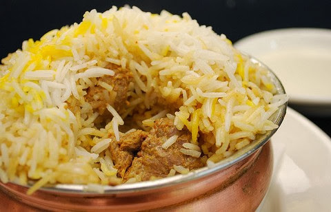 Classic Indian Lamb Biryani