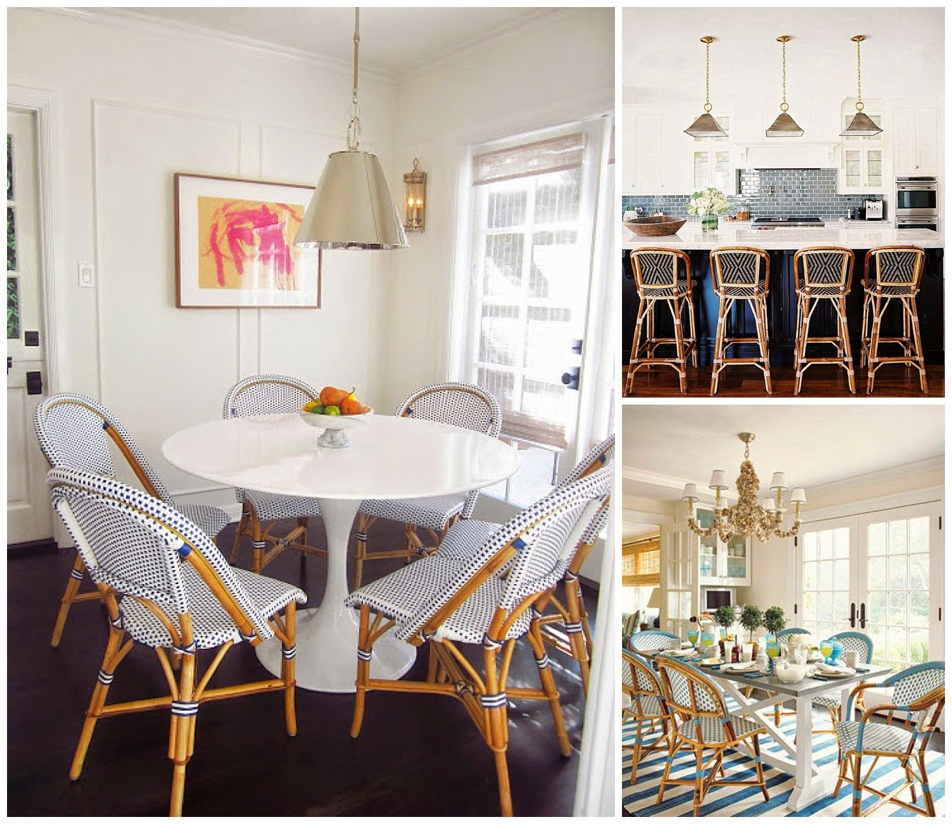amazing Williams Sonoma Bistro Chairs Part - 17: nothing you truly love ever goes out of style: bistro chairs