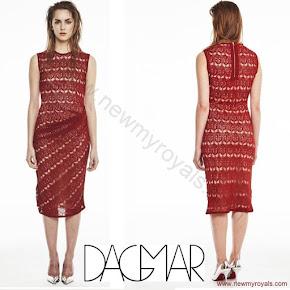 Princess Sofia Style Dagmar Eleonora Dress