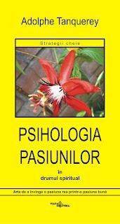 Psihologia pasiunilor în drumul spiritual