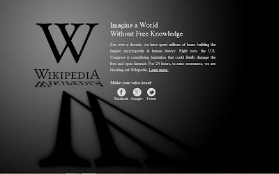 Imagine a world without wikipedia imagine a world without youtube
