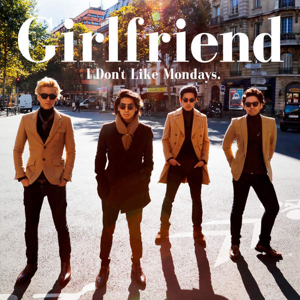 [Single] I Don't Like Mondays. – Girlfriend (2015.12.23/MP3/RAR)
