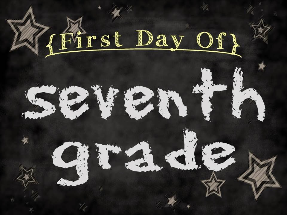 remembering the first day of the seventh grade Seventh grade by gary soto theme be yourself don t try to be someone that you re not setting a middle school in fresno, ca on the 1st day of 7th grade – a free powerpoint ppt presentation (displayed as a flash slide show) on powershowcom - id: 3c3ff5-njfhm.