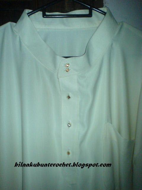 Baju+Cara+Melayu Crochet, Sewing, Stitching...: Baju Melayu Cekak ...