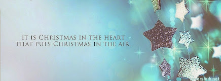 Do you feel Christmas in the Air???? If not,  open up your heart!