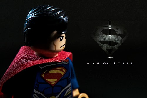 Lego -  Man of Steel