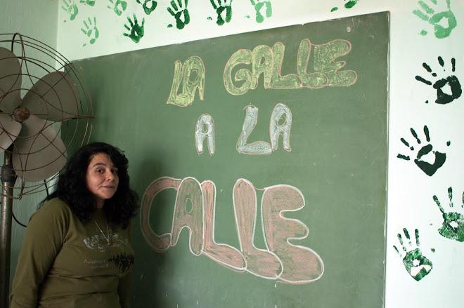 """VOLVER A LA GALLE ALA CALLE"""" (clic en la imagen)"""