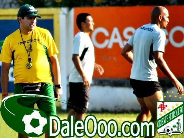 Oriente Petrolero - Eduardo Villegas - Grober Cuéllar - Raúl Cuesta - DaleOoo.com sitio del Club Oriente Petrolero