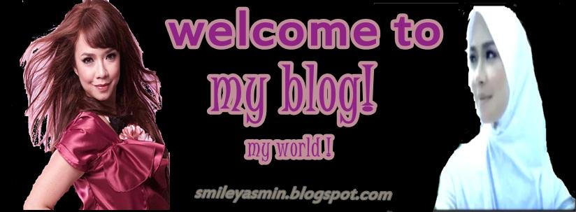 Smile Yasmin~