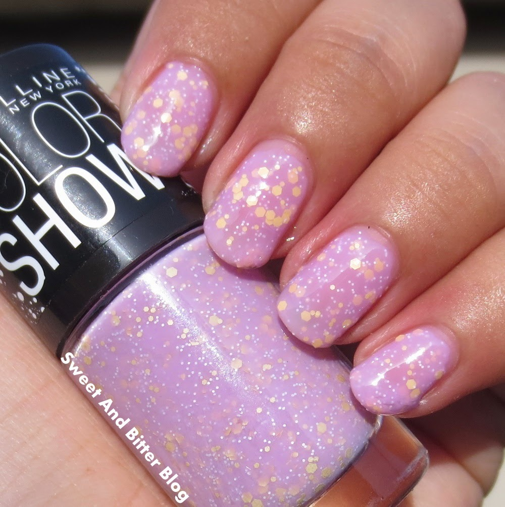 9 Maybelline Color Show GO GRAFFITI Nail Polish Swatches
