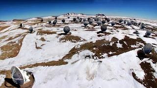 Gurun Atacama kini bersalji
