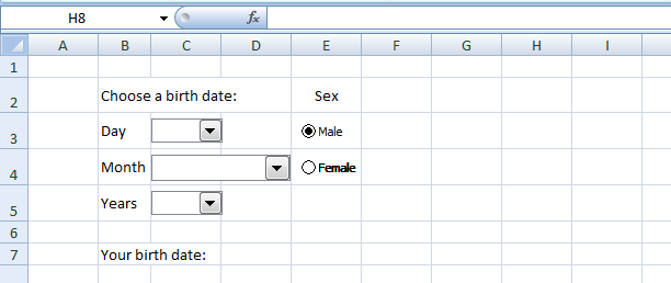 forms layout
