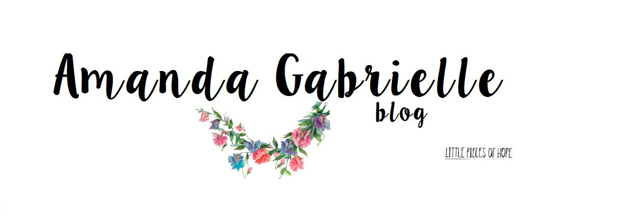 Amanda Gabrielle Blog