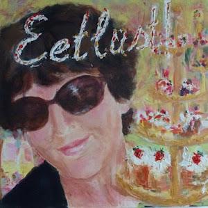 'Eetlust' geschilderd door Monique Fermont