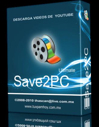 تحميل برنامج Save2pc 5.39 Build 1499