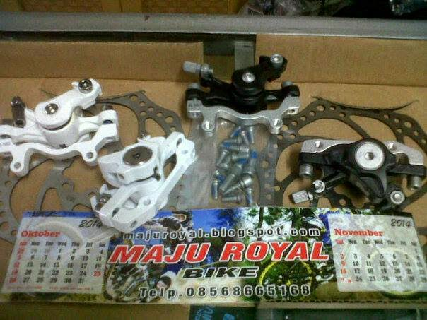 Brake Set Pro Majuroyal